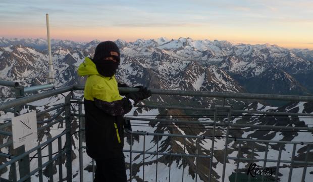 Ronan a visité le Pic du Midi