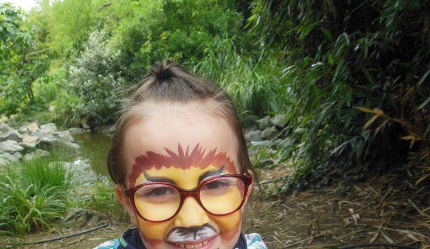 Louna a fait un séjour au zoo de la Flèche