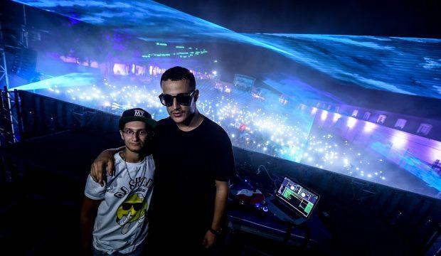 Antony a rencontré DJ Snake