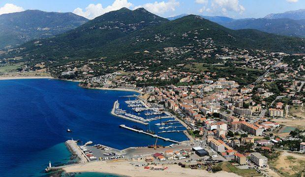 Juliette a fait un séjour en Corse