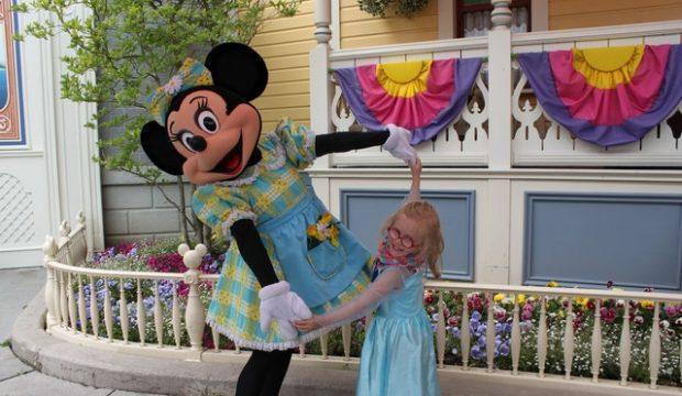 Maëlle a séjourné au Parc Disneyland Paris
