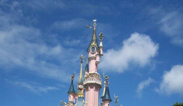 Mathis a séjourné au parc Disneyland Paris