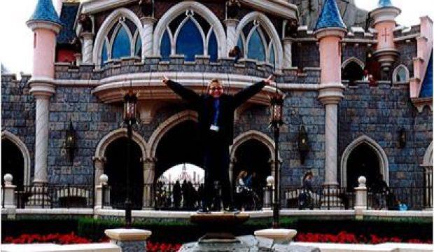Maxence a séjourné au Parc Disneyland Paris