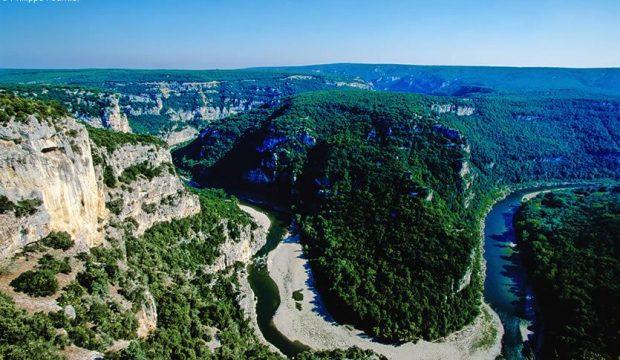Fatih a fait un séjour en Ardèche en famille