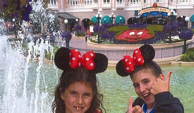 Vanina a séjourné au Parc Disneyland Paris