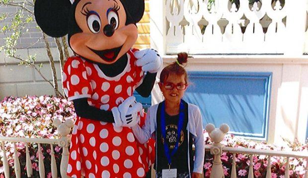 Alicia a séjourné au Parc Disneyland Paris