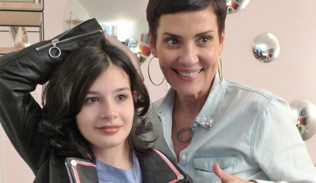 Ketsia a rencontré Cristina Cordula et a été relookée