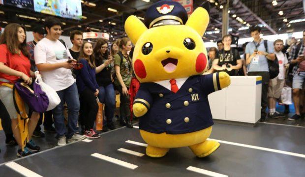 Rudy a assité à la Japan Expo