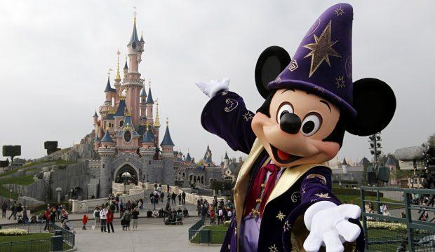 Nathan a séjourné au Parc Disneyland Paris