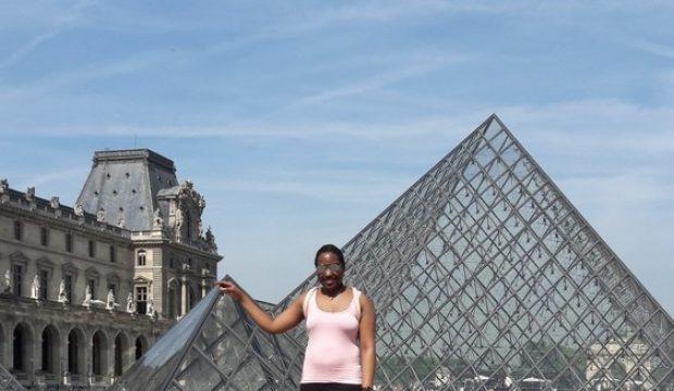 Stéphanie en ARTmonie avec Paris
