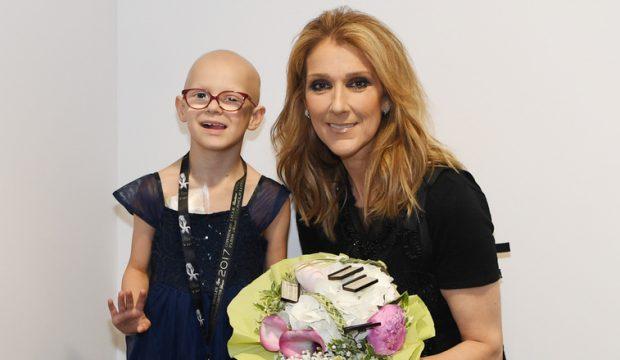CLEMENCE Clémence a rencontré Céline Dion et assisté à son concert