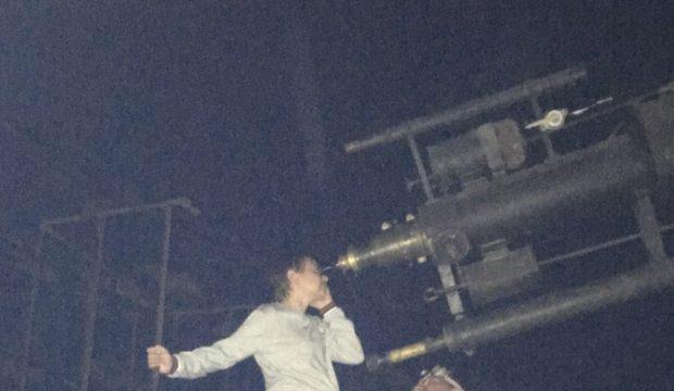 Jérémie a observé les étoiles à l'observatoire de Paris