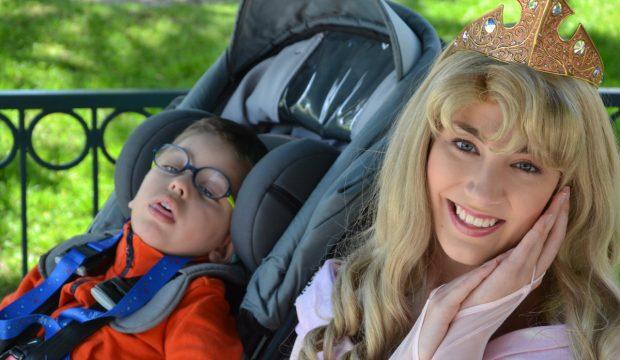 Roman a séjourné au Parc Disneyland Paris
