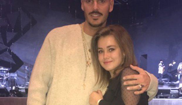 Johana a rencontré M. POKORA