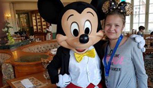 Laura a séjourné au Parc Disneyland Paris