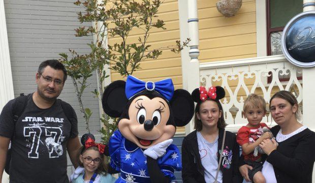 Jade a séjourné au Parc Disneyland Paris