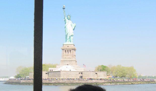 Romain a découvert New York