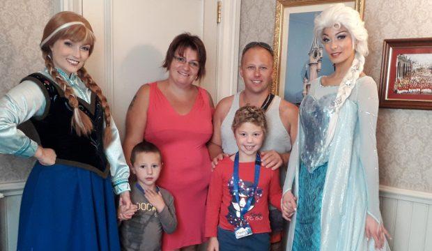 Maelys a séjourné au parc Disneyland Paris
