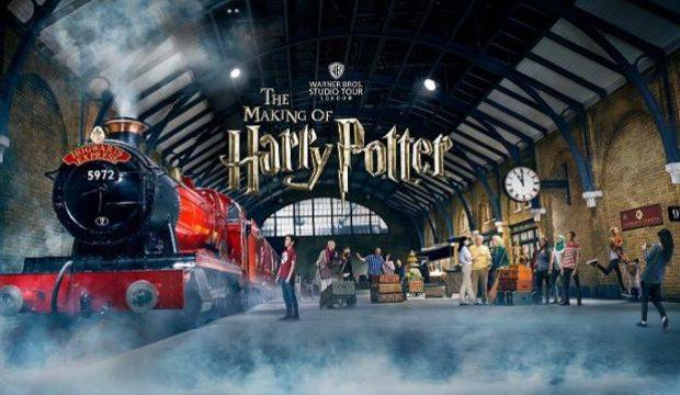 Sandra a visité les Studios Harry Potter à Londres