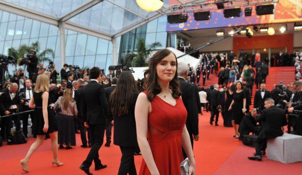 Carla a assisté à l'ouverture du Festival de Cannes