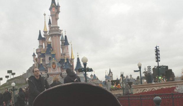 Noa a séjourné au Parc Disneyland Paris