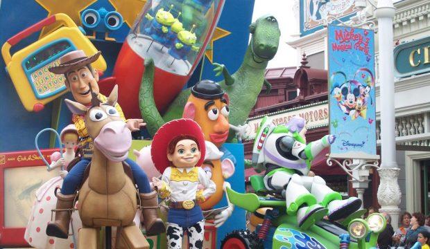 Sofiane a séjourné au Parc Disneyland Paris