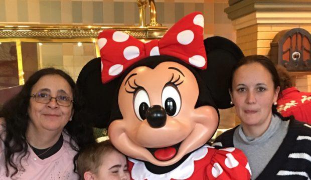 Theo Théo a séjourné au parc Disneyland Paris