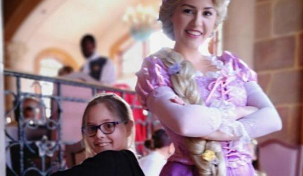 Zoen-Tiana a séjourné au Parc Disneyland Paris
