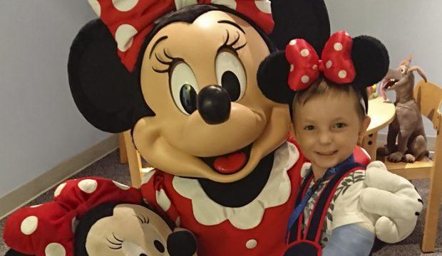 Ninon a séjourné au parc Disneyland Paris
