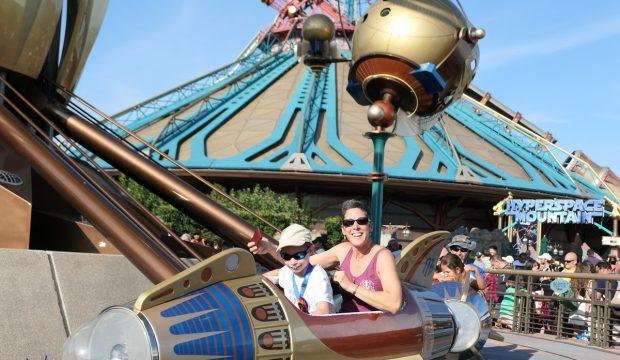 Thao a séjourné au parc Disneyland Paris