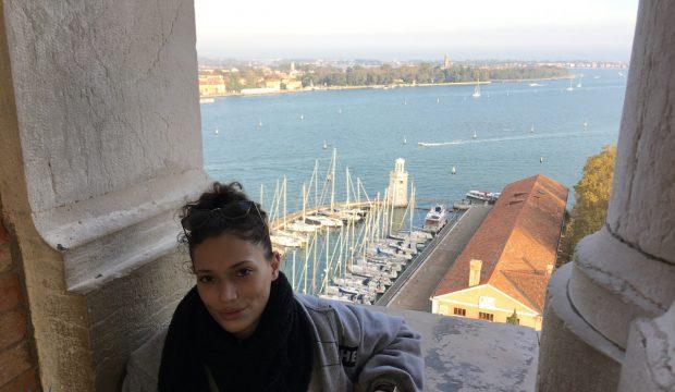 Alexia a fait un séjour à Venise