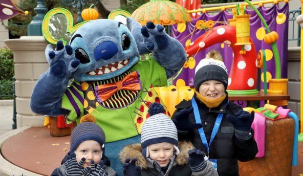 Timéo a séjourné au Parc Disneyland Paris