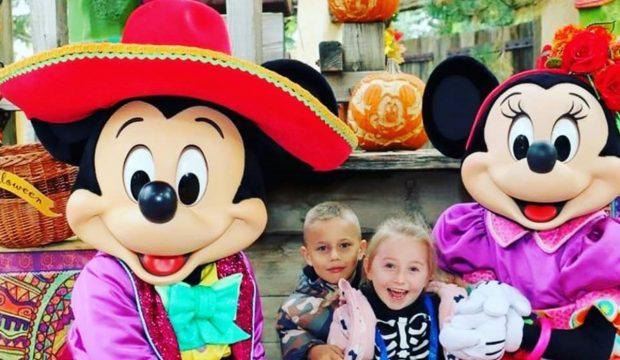 Ilanna a séjourné au Parc Disneyland Paris