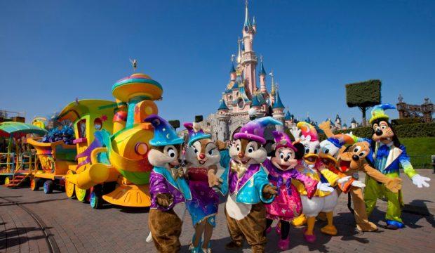 Nour a séjourné  au Parc Disneyland Paris