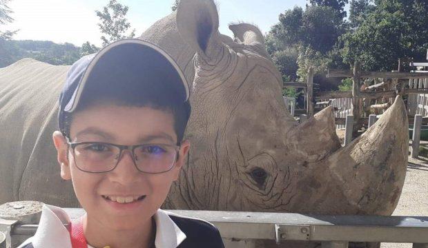 Illian a fait un séjour au zoo de Beauval